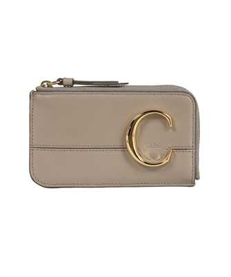 Chloé CHC19UP059A37 C SMALL Wallet
