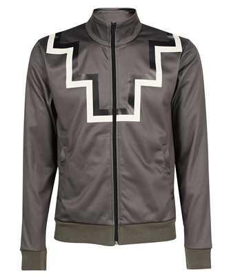 Marcelo Burlon CMBD007F21JER002 RURAL CROSS SLIM TRACK Jacket