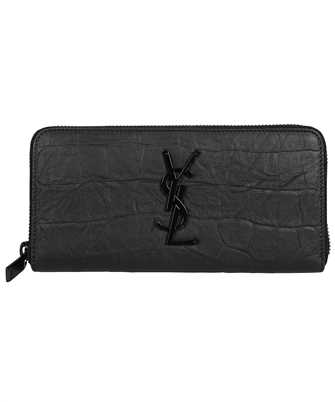 Saint Laurent 617415 C9H0U MONOGRAM ZIP-AROUND Wallet