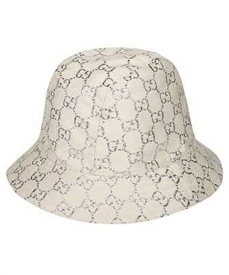 Gucci 631951 3HK74 GG LAME Hat