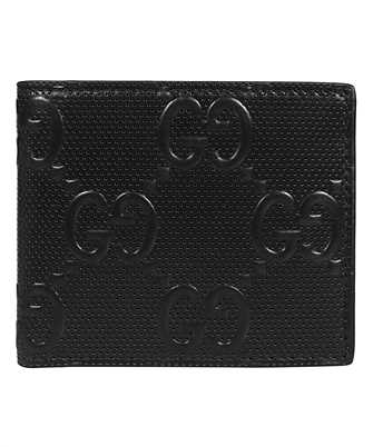 Gucci 645154 1W3AN GG EMBOSSED Wallet