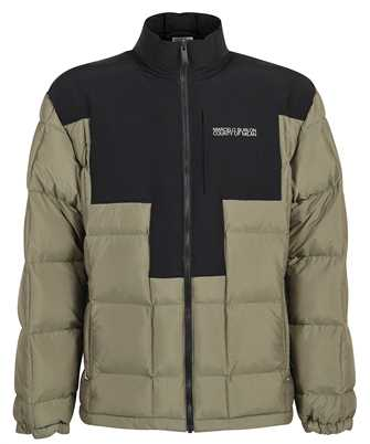 Marcelo Burlon CMED031F21FAB001 CROSS BLOCK NYLON DOWN Jacket