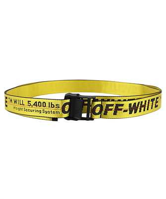 Off-White OMRB012R21FAB001 CLASSIC INDUSTRIAL Belt