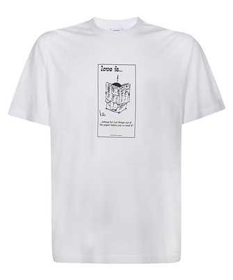 Vetements UAH21TR677 LOVE IS... FASHION T-shirt
