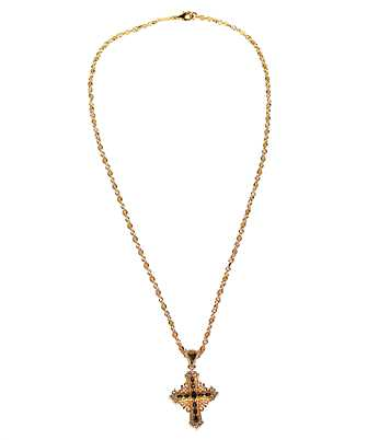 Dolce & Gabbana WNM1C2-W1111 STRASS Necklace