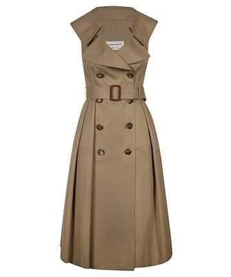 Alexander McQueen 645518 QFAAA EXPLODED TRENCH Dress