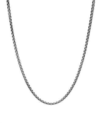 Tom Wood N51232C SM 01 VENETIAN CHAIN Necklace