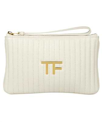Tom Ford S0357T ICL019 QUILTED LEATHER TF POUCH Document case