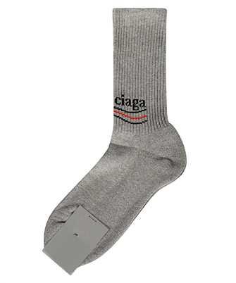 Balenciaga 507768 472B4 POLITICAL CAMPAIGN TENNIS Socks