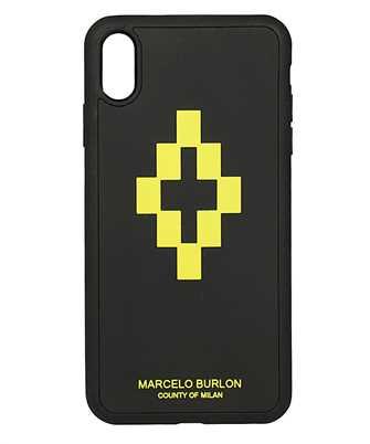 Marcelo Burlon CMPA012S20MAT009 CROSS 3D iPhone XS MAX cover