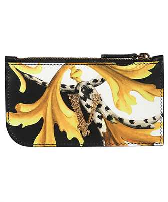 Versace DP3H333V DV8BAR VIRTUS ACANTHUS PRINT Card holder