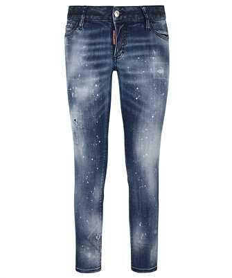 Dsquared2 S75LB0462 S30342 JENNIFER CROPPED Jeans