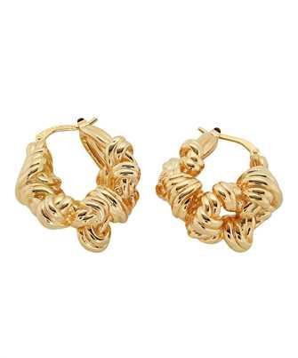 Bottega Veneta 666346 VAHU0 KNOT Earrings