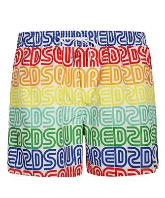 Dsquared2 D7B543350 VINTAGE LOGO Swim shorts
