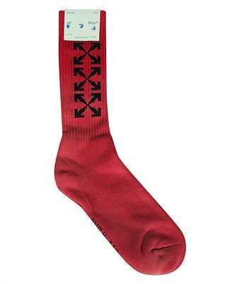 Off-White OMRA001F20KNI001 ARROW Socks
