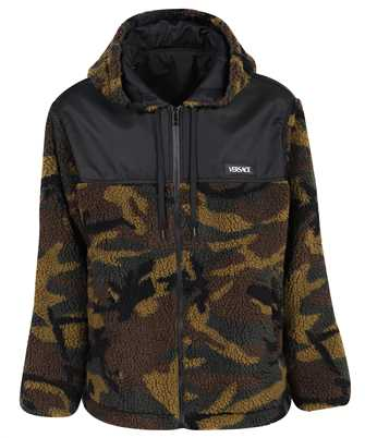 Versace 1001031 1A00772 CAMOUFLAGE Jacket