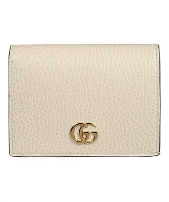 Gucci 456126 17WAG MARMONT Card holder