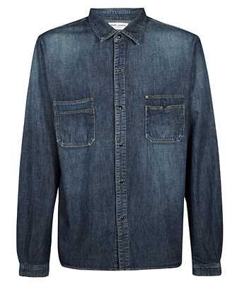 Saint Laurent 575157 Y880L Shirt