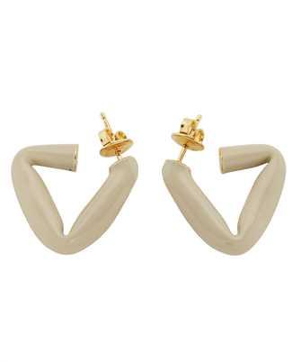 Bottega Veneta 665786 VAHU4 FOLD Earrings