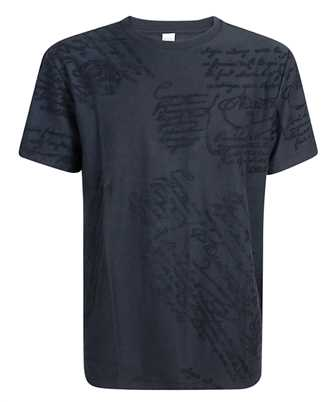BERLUTI R18JRS52 002 TERRY SCRITTO T-shirt
