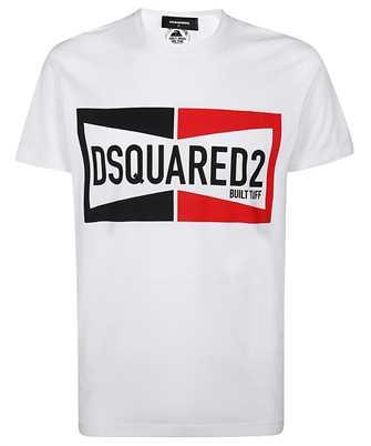 Dsquared2 S71GD0981 S22427 BUILT TUFF T-shirt