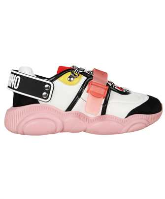 Moschino MA15133G1DMP1 ROLLER SKATES TEDDY Sneakers
