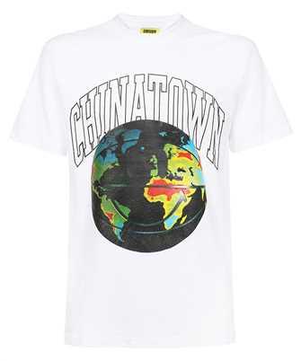 Chinatown Market 1990409 SMILEY GLOBAL CITIZEN B-BALL T-shirt