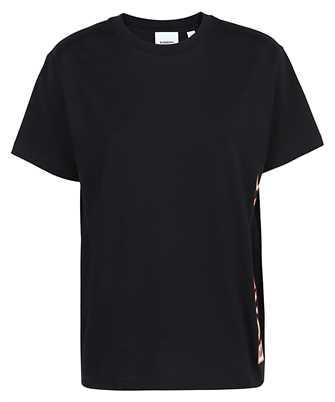 Burberry 8037382 LOGO PRINT COTTON OVERSIZED T-shirt