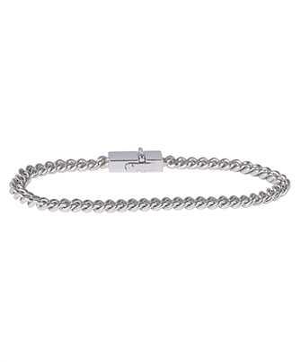 Tom Wood B01048NA01S925 7.7 CURB Bracelet