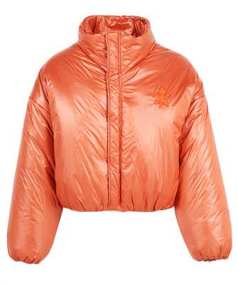Opening Ceremony YMED003F21FAB001 CRESTLOGO PATCH HOODED PUFFER Jacket