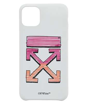 Off-White OMPA019R21PLA006 MARKER iPhone 11 PRO MAX cover