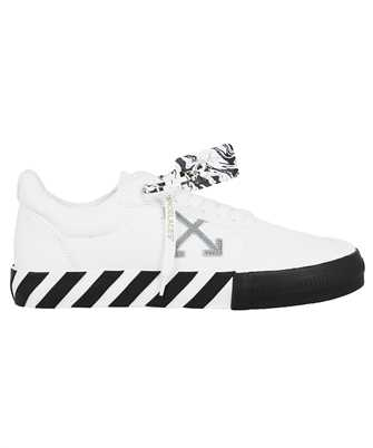 Off-White OMIA085F21FAB001 LOW VULCANIZED ECO CANVAS Sneakers