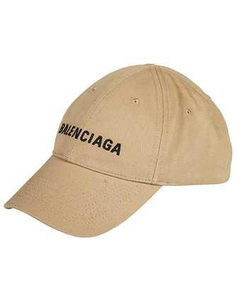Balenciaga 590758 410B2 LOGO Cap