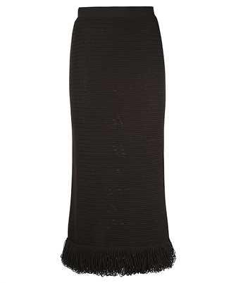 Bottega Veneta 651244 V0FU0 CROCHET KNIT Skirt