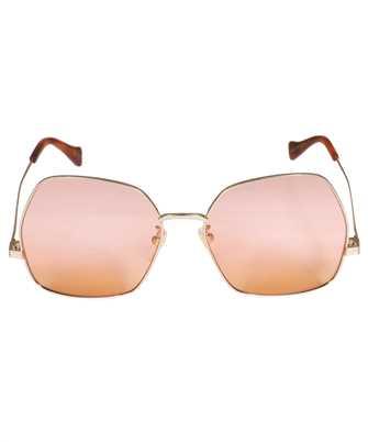 Gucci 663756 I3330 GEOMETRICAL-FRAME Sunglasses
