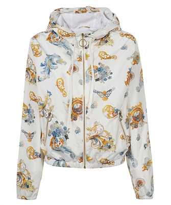 Versace Jeans Couture C9HWA975 25191 ROCOCO PRINT HOODED Jacket