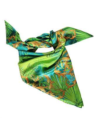 Versace IFO9001 A234783 JUNGLE PRINT Scarf