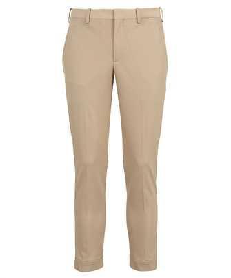 Neil Barrett PBPA488 Q012 TRAVEL SLIM REGULAR RISE Trousers