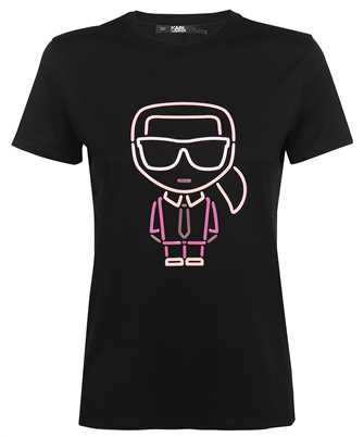 Karl Lagerfeld 215W1710 IKONIK KARL OUTLINE T-shirt