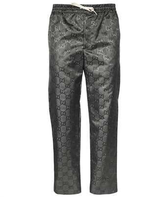 Gucci 656671 ZAEBN OFF THE GRID Trousers