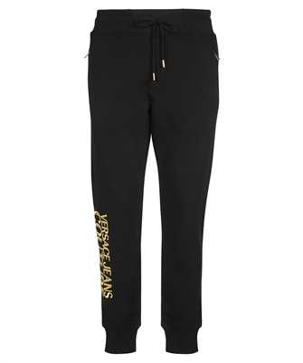 Versace Jeans Couture 71GAAT01 CF00T LOGO Trousers