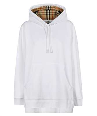 Burberry 8035860 STEPPED HEM OVERSIZED Hoodie