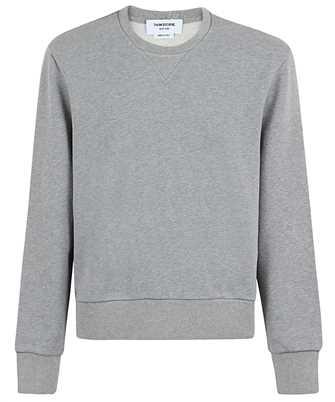 Thom Browne MJT267A 07065 TIPPING STRIPE IN LOOPBACK Sweatshirt