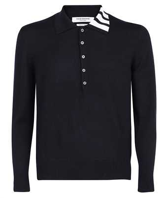 Thom Browne MKP061A Y1002 JERSEY STITCH RELAXED FIT Polo