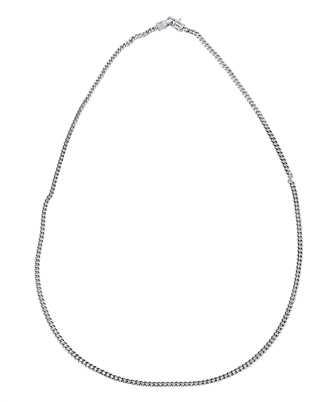 Tom Wood N13029CCM01S925.925 24.5 CURB Necklace