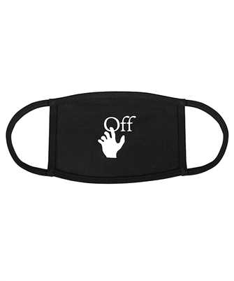 Off-White OMRG001F20FAB004 HAND OFF Mask