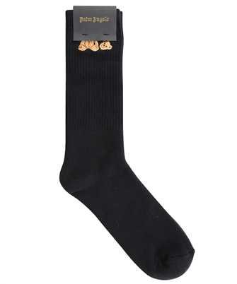 Palm Angels PMRA001F21FAB001 BEAR Socks