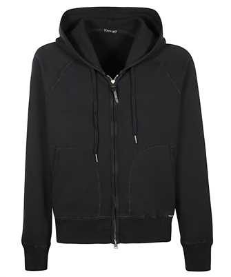Tom Ford BV265 TFJ986 FULL ZIP Kapuzen-Sweatshirt