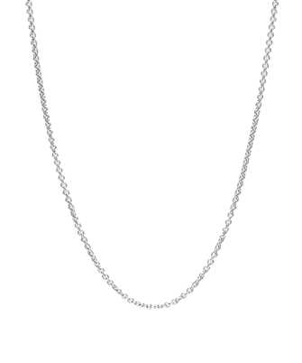 Tom Wood N01020 RCS 01 ROLO Necklace