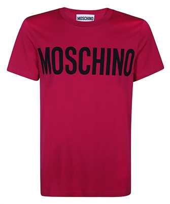 Moschino 0705 7040 LOGO PRINT T-shirt